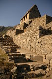 The guardians house from Machu Picchu   Royalty Free Stock Photo