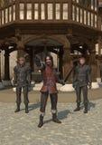 Guardias de la ciudad