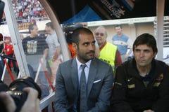 Guardiola Pep στοκ φωτογραφία