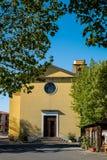 GUARDISTALLO, Πίζα, Ιταλία - ιστορικό χωριουδάκι της Τοσκάνης στοκ φωτογραφία