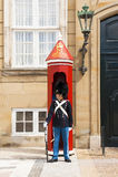 guardkunglig person Royaltyfri Bild