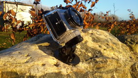 Guardo Action Cam Royalty Free Stock Images