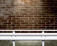 Guardrail Stock Photography