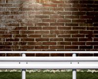 Guardrail Royalty Free Stock Image