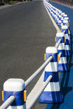 Guardrail Royalty Free Stock Photography