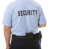 guardsäkerhet Arkivbilder