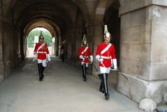 Guards Stock Images