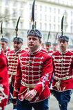 Guards of Honor Stock Photo