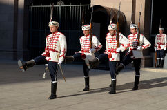 Guards of Honor Royalty Free Stock Photos
