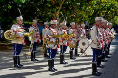 Guards of Honor Royalty Free Stock Image