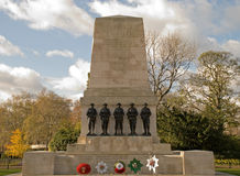 Guards Memorial Stock Images