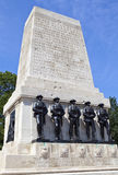 Guards Memorial at Horse Guards Parade in London Royalty Free Stock Photos