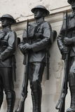 Guards Memorial, House Guards Parade, London Royalty Free Stock Image