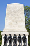 Guards Memorial in London Royalty Free Stock Images