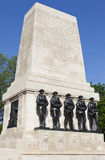 Guards Memorial in London Stock Photos