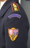 Guardsmanss Abzeichen Stockfotografie