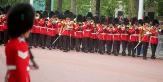 Guardsmen Royalty Free Stock Images