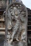 Guardstone antico in Polonnaruwa, Sri Lanka Fotografia Stock Libera da Diritti