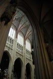 Guarida Bosch de enero del santo de Cathdral Fotografía de archivo