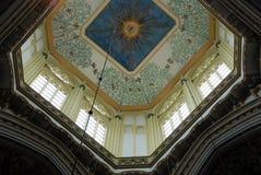 Guarida Bosch de enero del santo de Cathdral Imagen de archivo