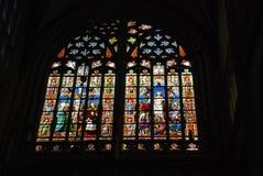 Guarida Bosch de enero del santo de Cathdral Foto de archivo libre de regalías