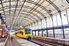 Guarida Haag HS de la estación Imagen de archivo