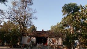 Guarida - jure el sitio del templo Imagenes de archivo