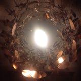 Guarnición ligera moderna Foto de archivo libre de regalías