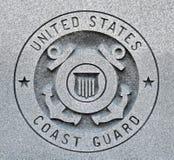Guarnizione della guardia costiera fotografia stock libera da diritti