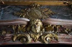 Guarnizione di marmo immagini stock libere da diritti