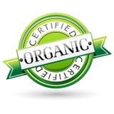 Guarnizione organica Immagini Stock