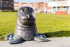 Guarnizioni di Belfast Fotografia Stock