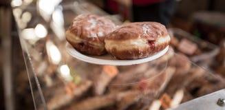 Guarnizioni di gomma piuma della gelatina Fotografia Stock Libera da Diritti