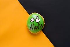Guarnizioni di gomma piuma di Halloween Fotografia Stock
