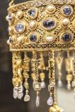 Guarrazar krona Royaltyfri Foto