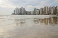 Guaruja, Sao-Paulo Stockfoto