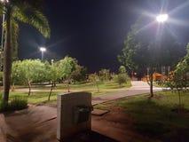 Guas ¡ Parque das à - Sorocaba-SP Стоковое фото RF