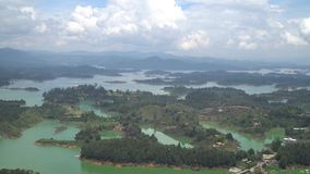 Guatape in Antioquia, Colombia. South America