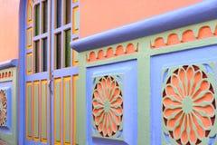 Guatape, Kolumbien Lizenzfreies Stockfoto