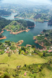 Guatape Lake Stock Images