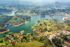 Guatape Lake Royalty Free Stock Image