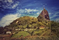 Guatape Royalty Free Stock Photography