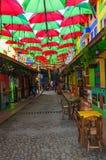 Guatape w Medellin, Antioquia, Kolumbia obrazy royalty free