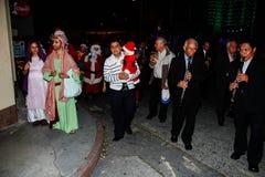 Free Guatemala Christmas Season Celebration Las Posadas Royalty Free Stock Photography - 164017067