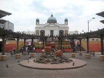 Guatemala City royaltyfria foton