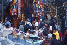 GUATEMALA DA AMÉRICA LATINA CHICHI Imagens de Stock