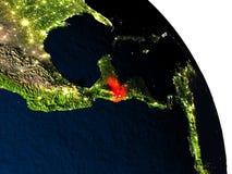 Guatemala del espacio Imagen de archivo