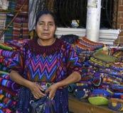 guatemala kvinna Royaltyfria Foton