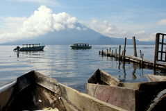 Guatemala - Lake Atitlan Royalty Free Stock Image