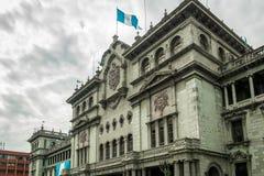 Guatemala National Palace - Guatemala City, Guatemala Royalty Free Stock Photo